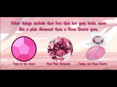 Steven Universe Theory: Rose Quartz is Pink Diamond