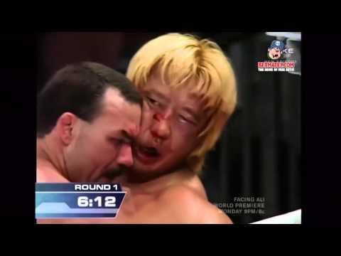 Ozzy Man Reviews: Manliest Fight Ever