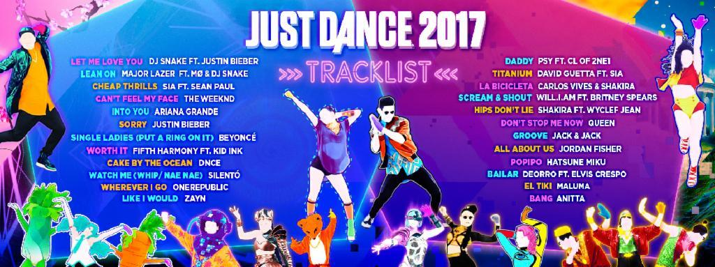 Just Dance 2016 Song Request | Ubisoft® (US)