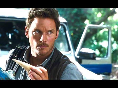 Jurassic World TRAILER #1 (2015) Chris Pratt Dinosaurs Movie HD