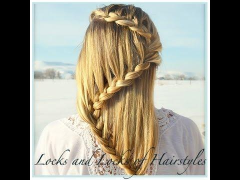 Laced S Braid