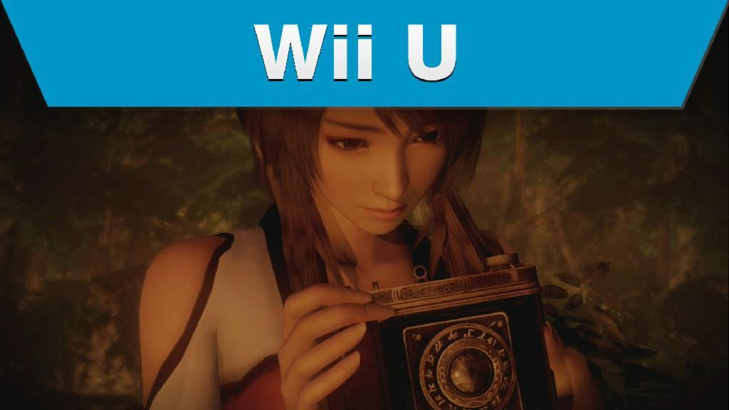 Wii U - Fatal Frame: Maiden of Black Water Extremely Spoopy Trailer