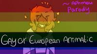 AphMau // Gay or European? (animatic)