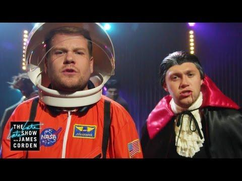 Candy (Niall Horan & James Corden's Halloween Music Video)
