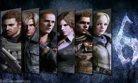 Where is the save file for Resident Evil 6 PC version?