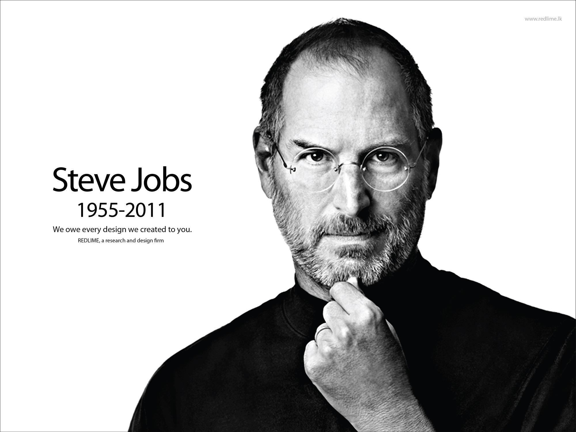 Should Steve Jobs be on a stamp?