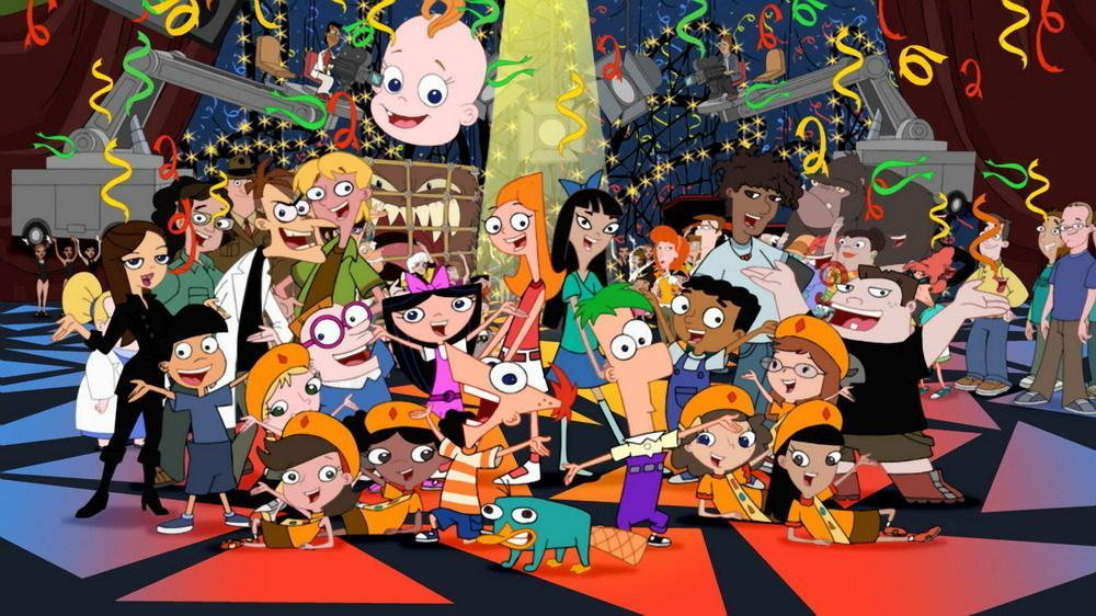 Is there really going to be another Phineas and Ferb movie in 2013?