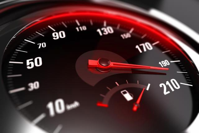 Why do most cars have speedometers that go up to at least 130 when you legally can't go that fast on any road?