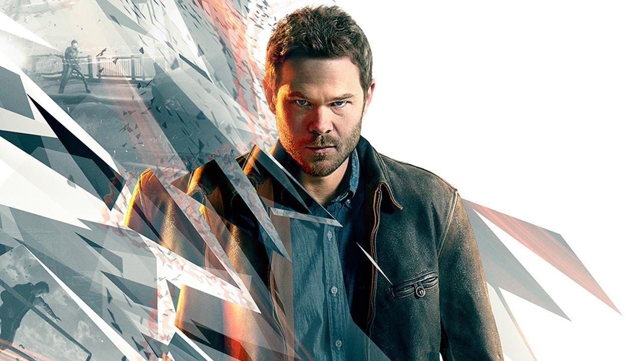 How many acts are in the Quantum Break game?