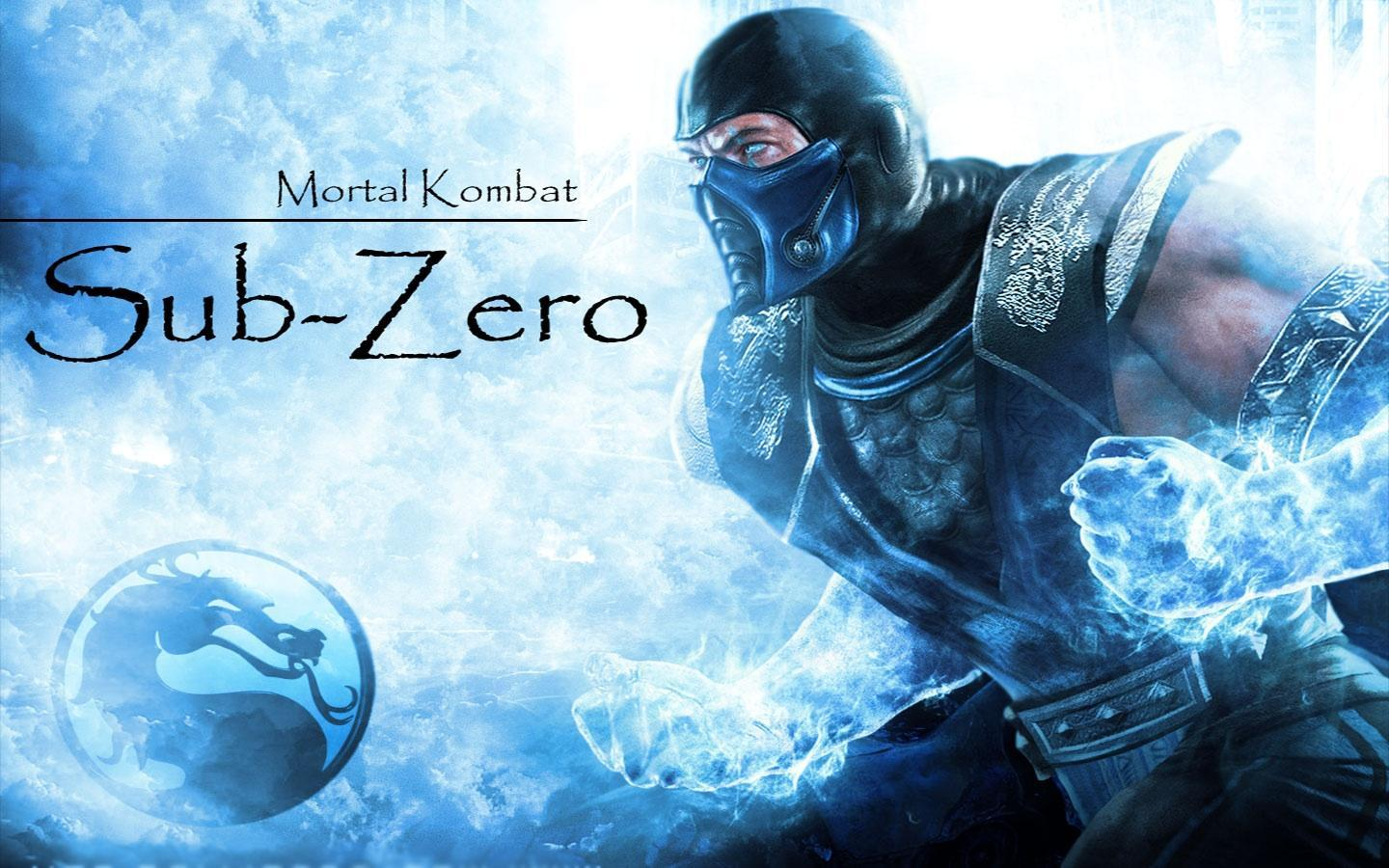 My favorite mortal kombat character is subzero, what about yours?
