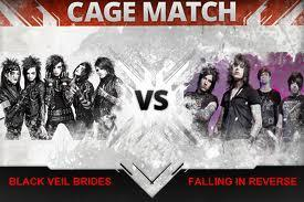 Black Veil Brides VS Falling in Reverse