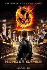who saw the hunger games and what would you rate it?