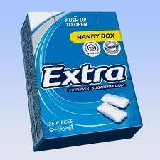 what is your favourite type of chewing gum and what flavour?
