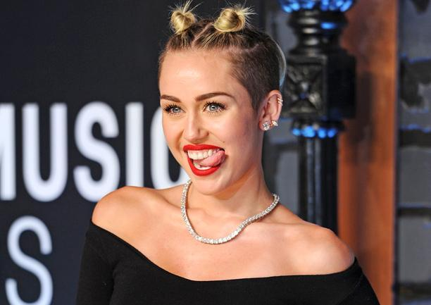 "WHat do you think about the ""new"" miley cyrus?"