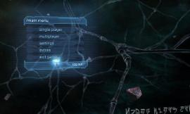 Do you know what is written in the secret messages in the menu of the Dead Space 2 game?