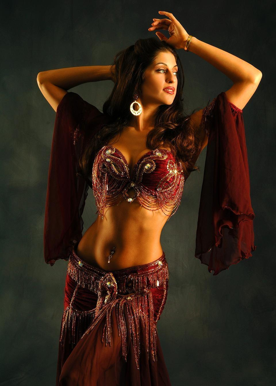 Do you ever practice belly dancing?
