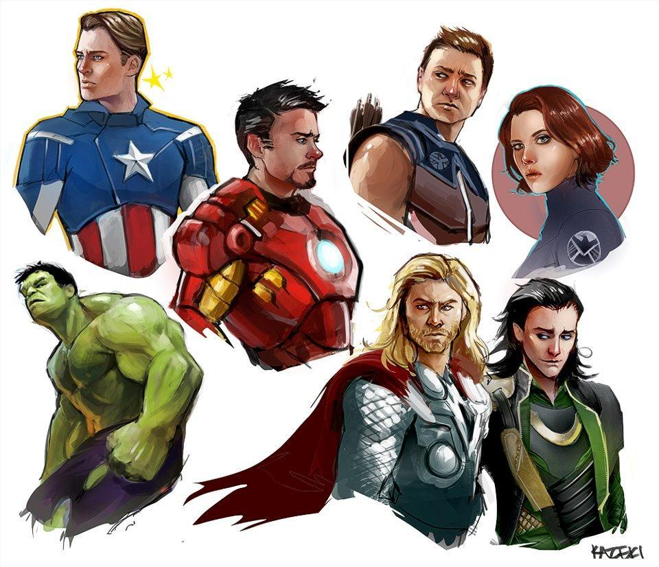 who's your favorite avenger?