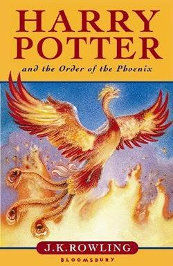 What's your favourite chapter from Harry Potter and the Order of the Phoenix?