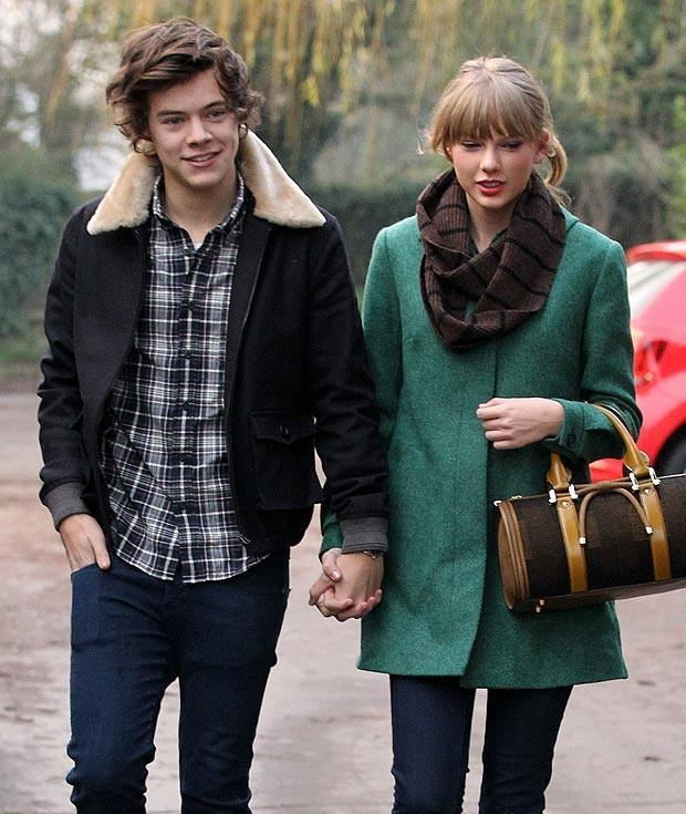 Who do you love more? Hazza or Taylor Swiftie?