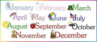 What is your favorite month?
