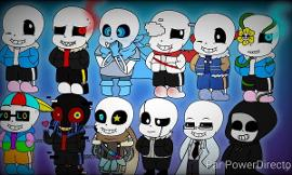 If you were one of the Sans's from ANY AU which would you be?
