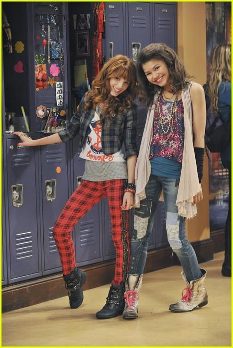 who is more talented zendaya or bella thorne?