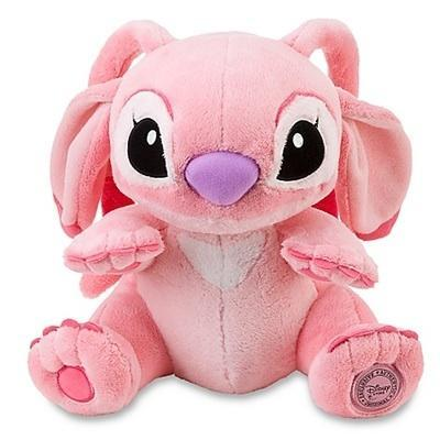 Does anyone know where to get an Angel plush toy?