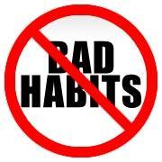 How Do You Get Rid of Bad Habits?