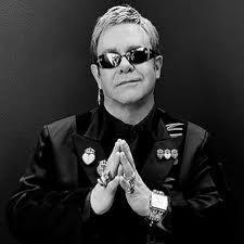 What music genres does Elton John cover?