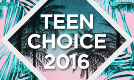 Where you happy with the votes for the teen choice awards last night ?