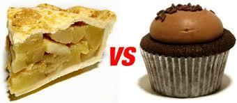 Which is better: A lifetime supply of pie or living at the cupcake factory?