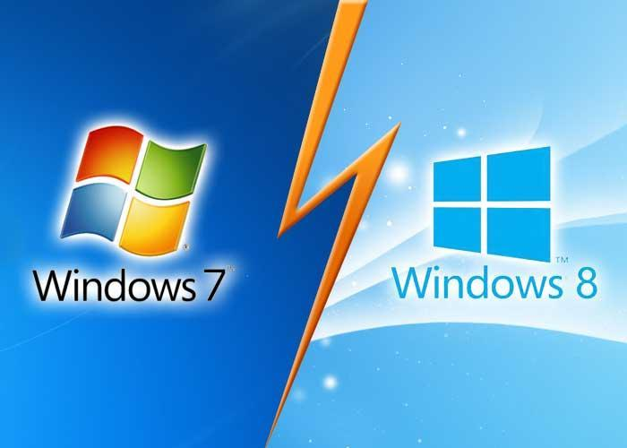 Window 7 or windows 8?