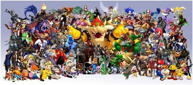 favourite video game character?