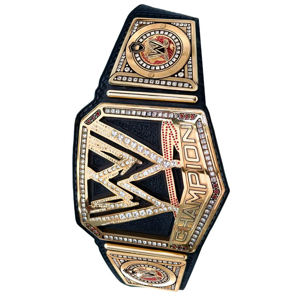 Has Anyone here Ever wanted to be WWE Champion?