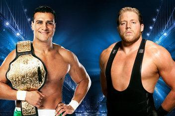 Alberto Del Rio Vs Jack Swagger for the world title at wrestlemania 29... who will win?