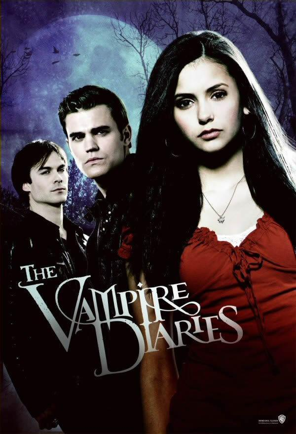 The Vampire Diaries tv show?