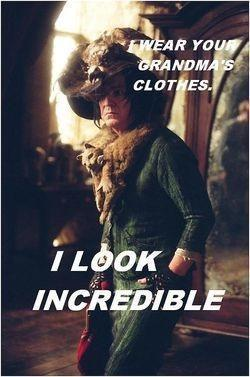 Do you agree with Tonks being in Hufflepuff?