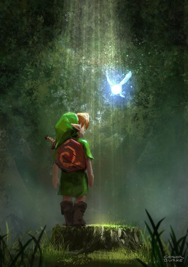What is your favorite Legend of Zelda game?