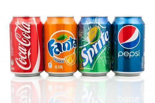 Favourite soft drink or drink?