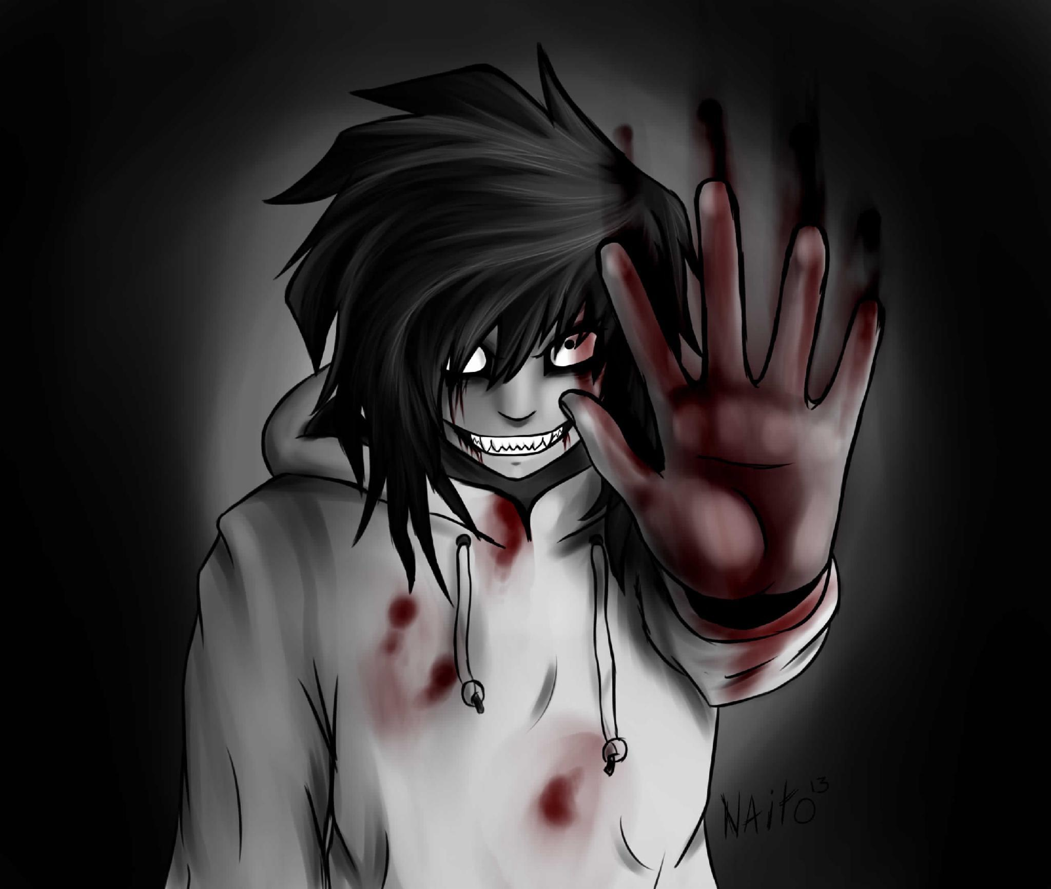 If anyone wants to creepypasta rp that'd be nice, just PM me if interested