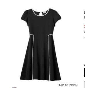 What to wear with this black dress?