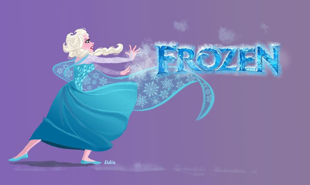 what is your favorite part of frozen?