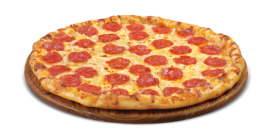 Favourite type of pizza