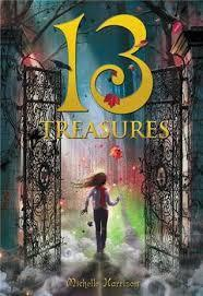 Who has read the 13 treasures series?
