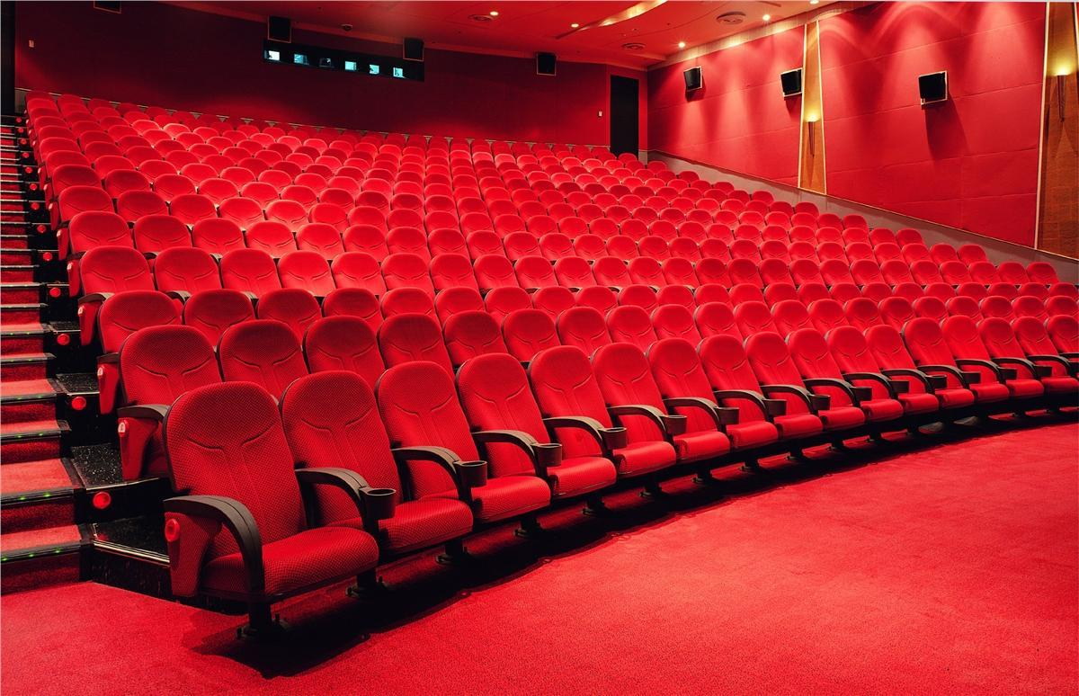 What is the best place to sit in a movie theater?