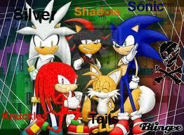 which sonic boy character are you? ( BOYS )
