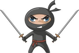 Does anybody like ninjas
