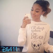 Do you love china anne mcclain?