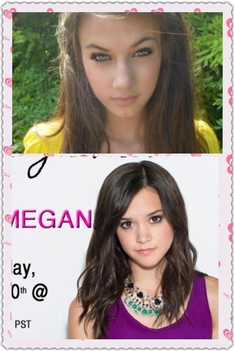 Who is a better singer? Me Sabrina Vaz or Megan Nicole?
