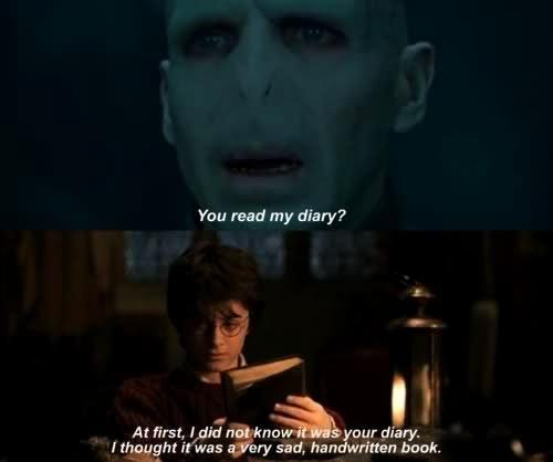 Which part of the Harry Potter books do you wish were in the films?
